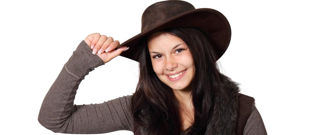 Qual o chapéu ideal para cada tipo de mulher?
