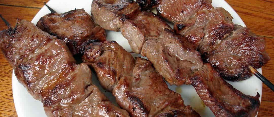 principais cortes de carne bovina para churrasco