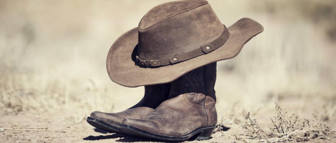 acessorios do estilo cowboy