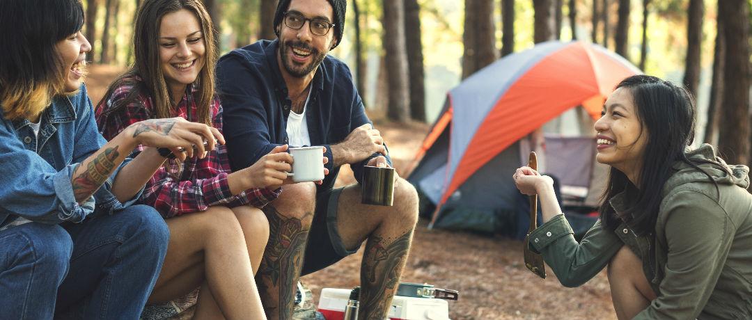 lugares para acampar que voce precisa conhecer
