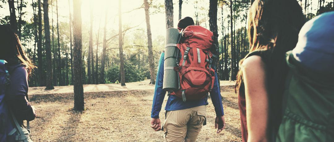 checklist o que levar para acampar