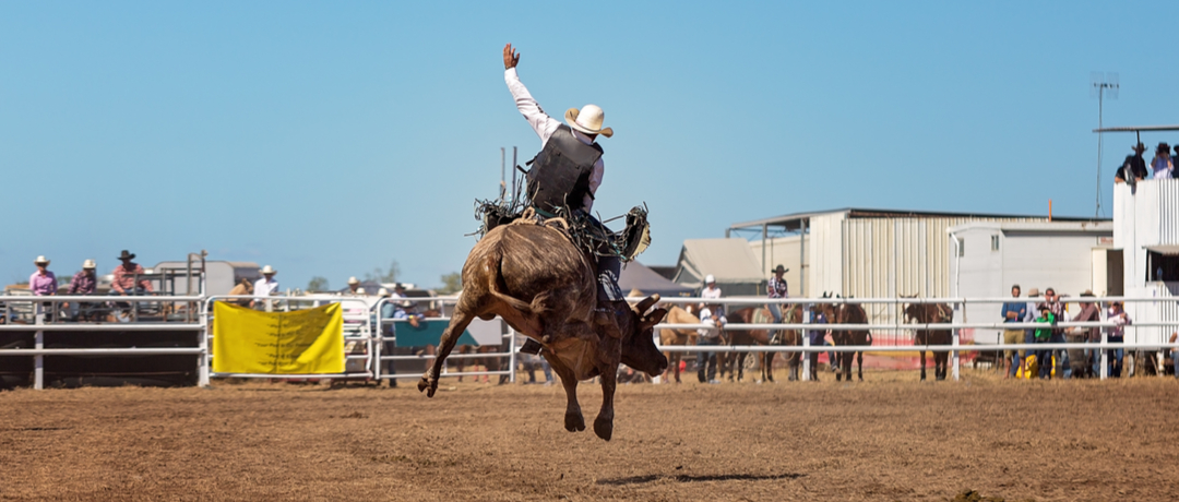 Rodeio é considerado um esporte?