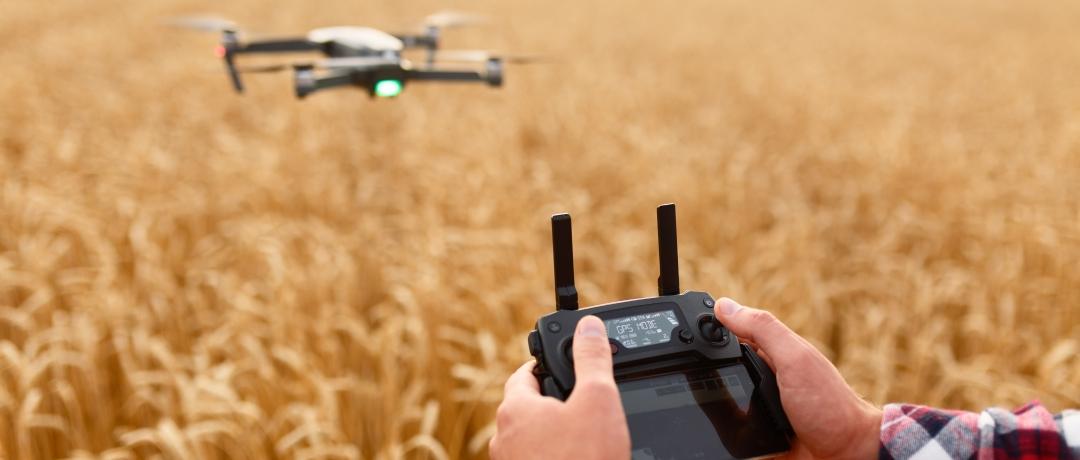 Tecnologia no Campo